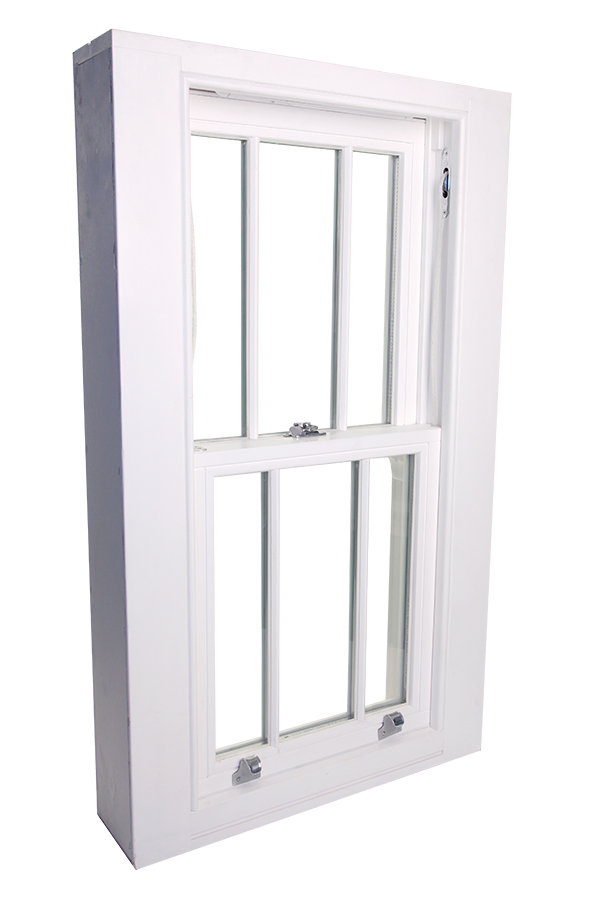 Contemporary cords window