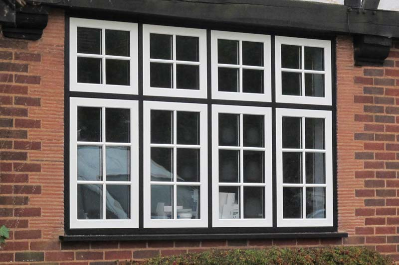 Flush 70 timber alternative windows brighton
