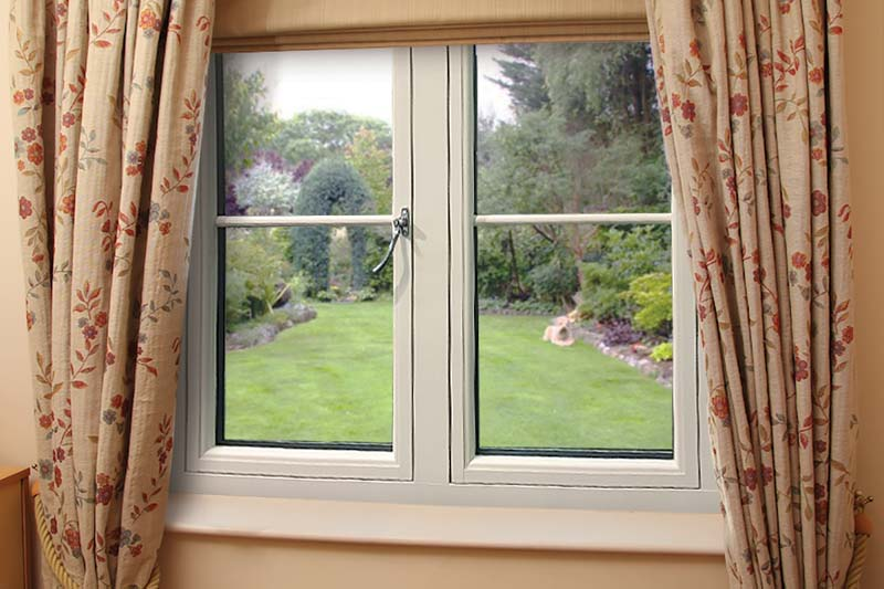 Flush 75 timber alternative windows brighton