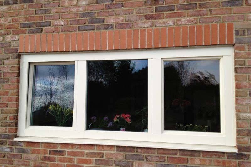 High performance aluminium clad windows brighton