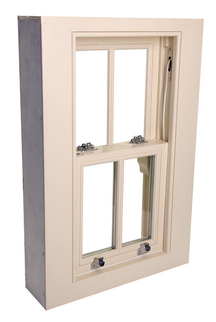 High performance traditional window