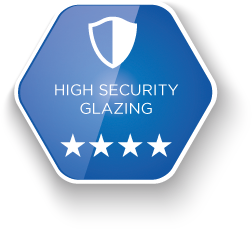 High security icon title=
