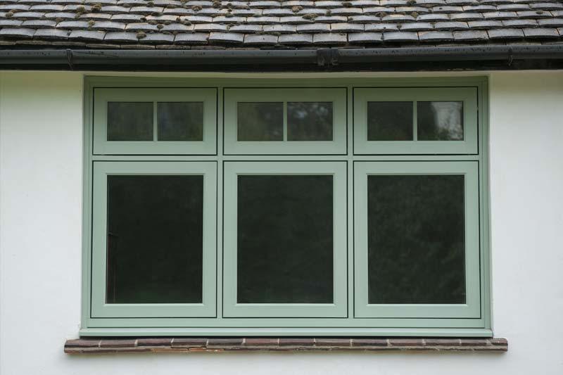 Shaws of brighton flush 100 windows