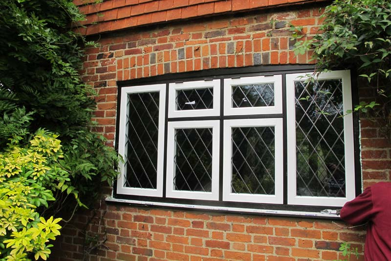 Shaws of brighton timber alternative flush 100 windows