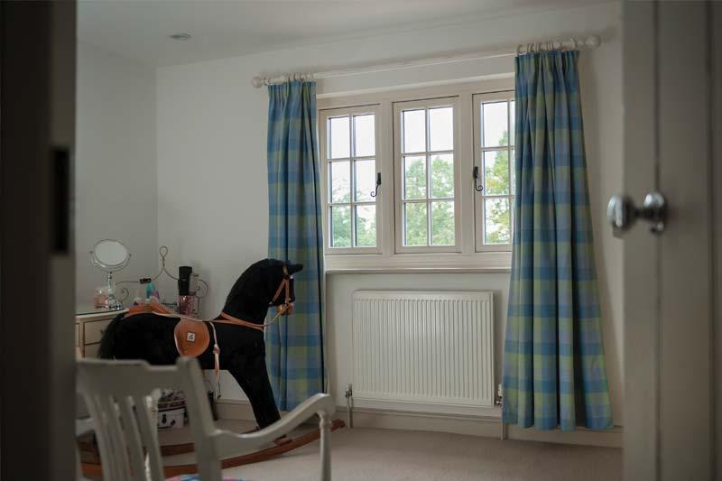 Shaws timber alternative flush 100 windows