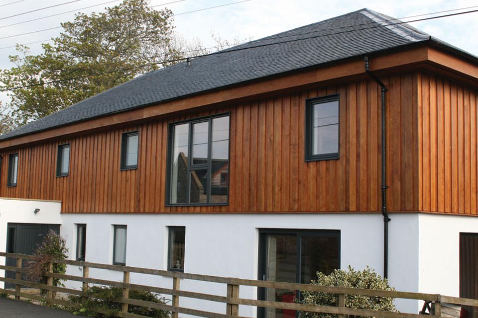 Shaws timber window