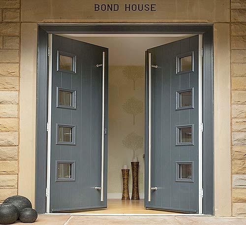 Composite Doors | uPVC Doors | Shaws of Brighton