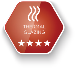 Thermal glazing icon title=