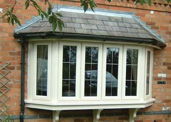 Upvc bay bow windows shaws