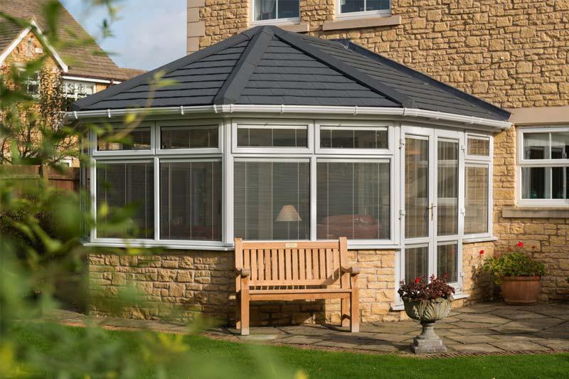Aluminium conservatory roofs brighton