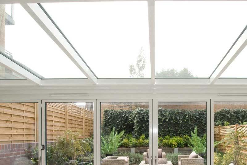 Aluminium roofs shaws