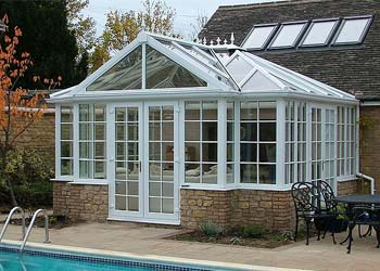 Bespoke conservatories shaws