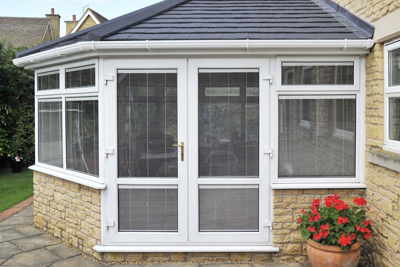 Conservatory roofs shaws