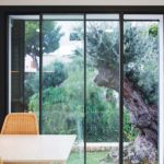 Dining room cor vision sliding door