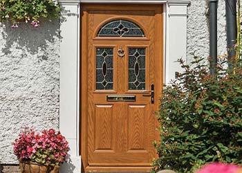 Door stop composite doors shaws