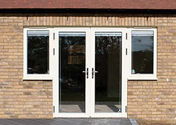 French doors aluminium shaws