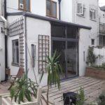 Hove home doors exterior