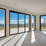 Interior minimalist 4700 sliding doors