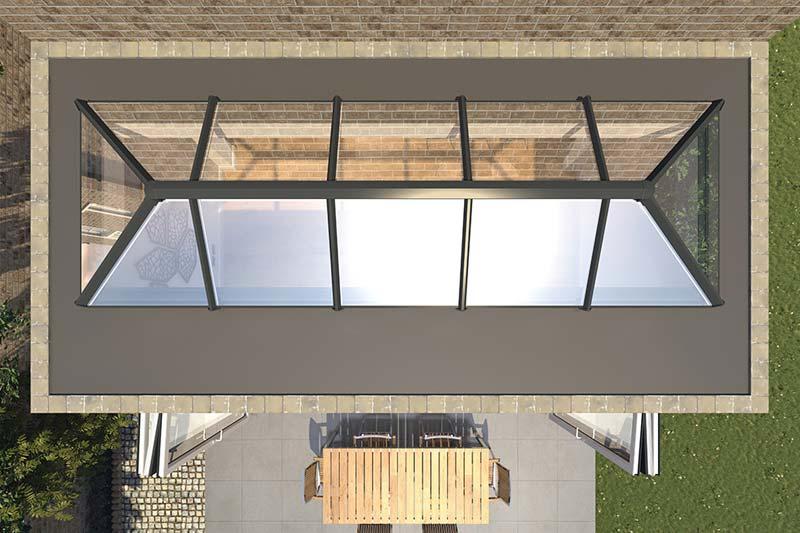 Shaws roof lanterns