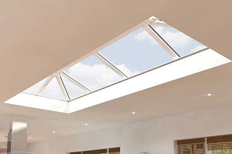 Aluminium Sky Pods Amp Roof Lanterns Roof Systems Shaws