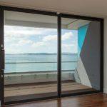 Sliding aluminium doors visoglide plus