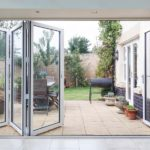 Smarts visofold 1000 bi folding door