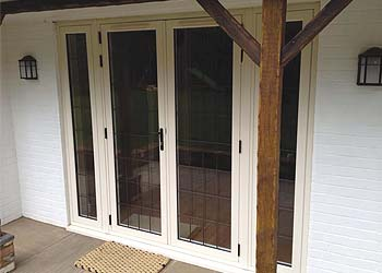 Timber alternative flush fitted doors shaws