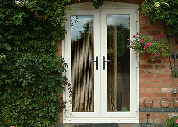 Timber alternative french doors shaws