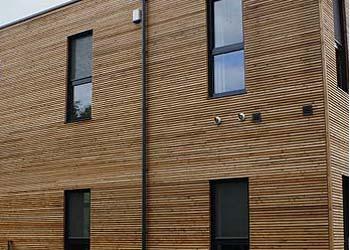 Timber alu clad windows shaws