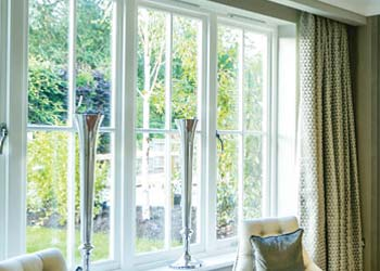 Timber casement windows shaws