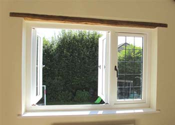 Upvc french windows shaws