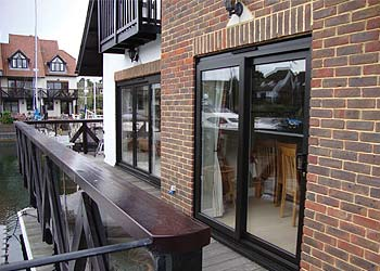 Upvc patio sliding doors shaws