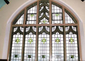 Bespoke secondary glazing shaws