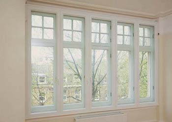 Hinged casement secondary glazing shaws