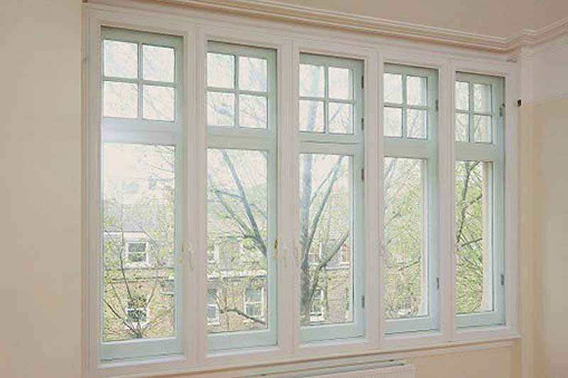 Shaws hinged casement secondary glazing brighton
