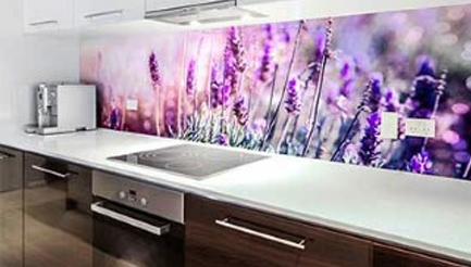Customised splashbacks brighton