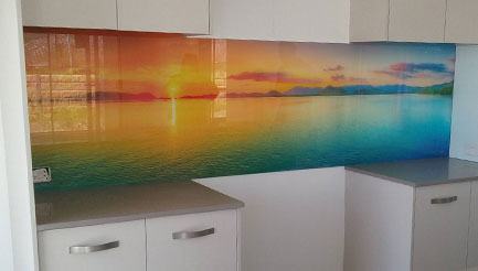 Printed splashbacks brighton