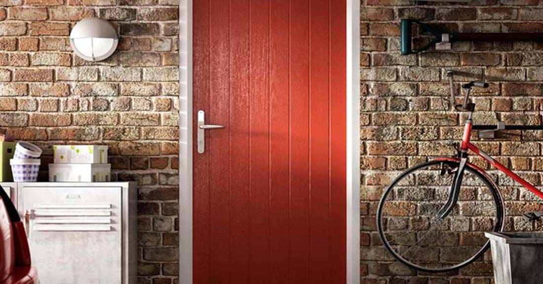 Star product composite fire doors