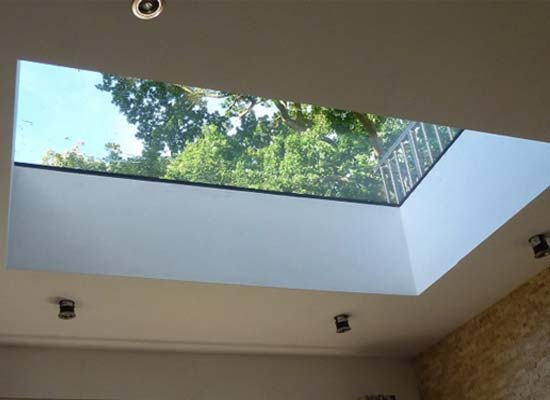 Fixed flat roof lights brighton