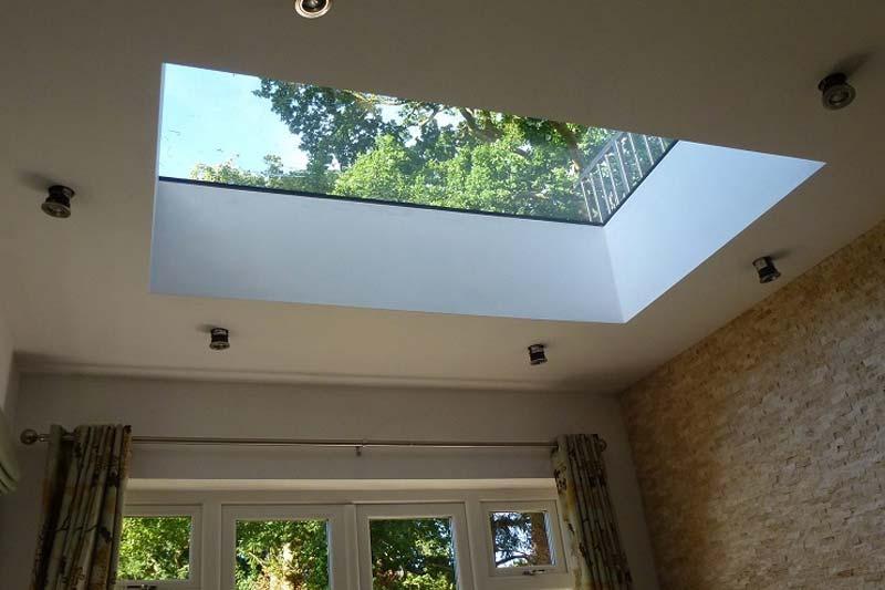 Fixed roof lights brighton