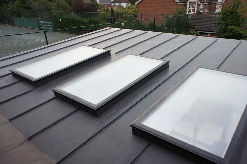 Flat roof lights brighton