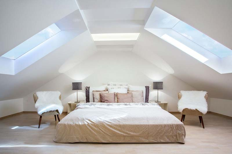 Large roof windows brighton
