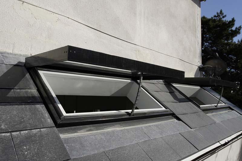 Opening roof windows brighton