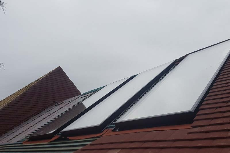 Pitched roof windows shaws of brighton