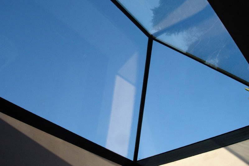 Roof light slim sightlines brighton