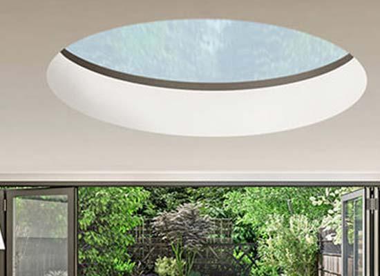 Round roof lights brighton