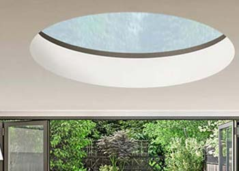 Round roof lights shaws