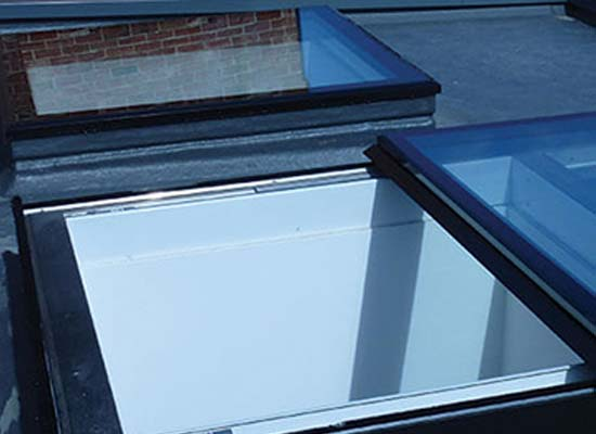 Sliding flat roof lights brighton