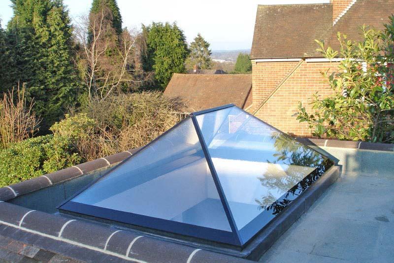 Slimline roof lights shaws of brighton
