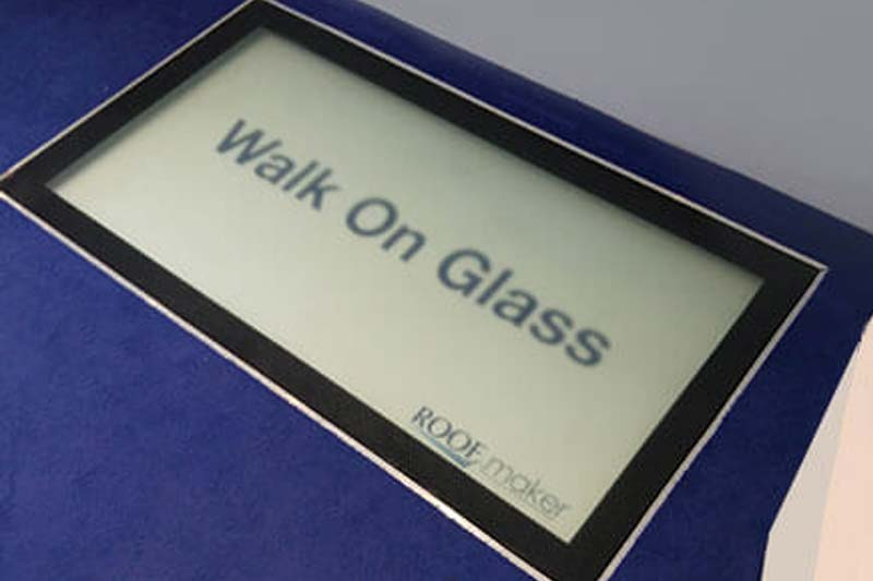 Walk on glass brighton